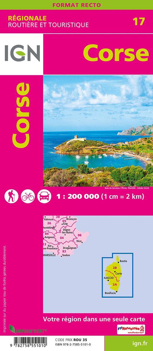 NR17 ; Corse (2e édition)