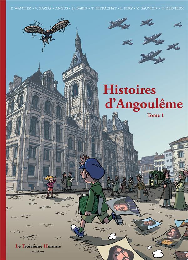 Histoire(s) d'Angoulême t.1