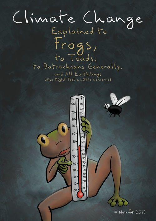 Climate Change Explained to Frogs