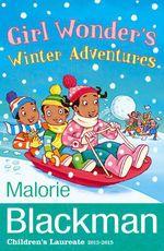 Vente EBooks : Girl Wonder's Winter Adventures  - Malorie Blackman