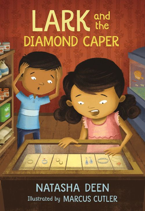 Lark and the Diamond Caper