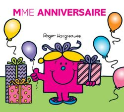 MADAME ANNIVERSAIRE HARGREAVES-R