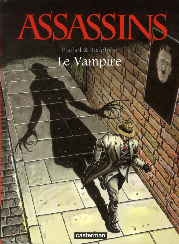 Assassins t.2 ; le vampire