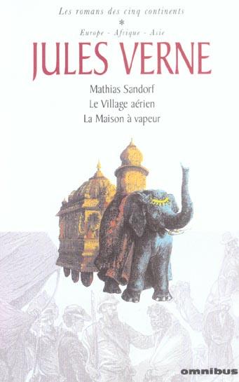 les romans des cinq continents - tome 1 - vol01