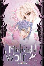 Vente Livre Numérique : Midnight wolf t.10  - Tomu Ohmi