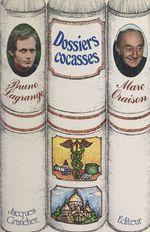 Vente Livre Numérique : Dossiers cocasses  - Marc Oraison - Bruno Lagrange