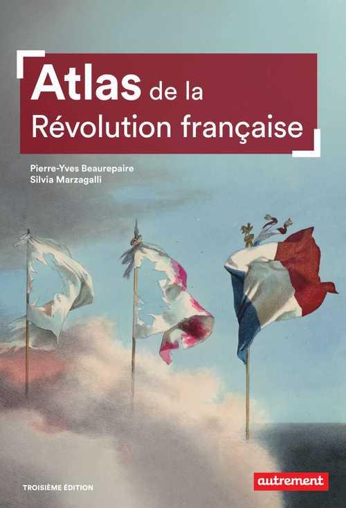 Vente EBooks : Atlas de la Révolution française  - Pierre-yves Beaurepaire  - Silvia Marzagalli
