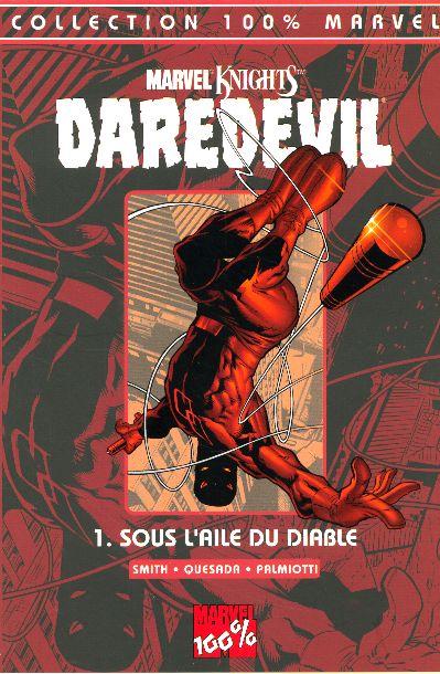 Daredevil T.1 ; sous l'aile du diable
