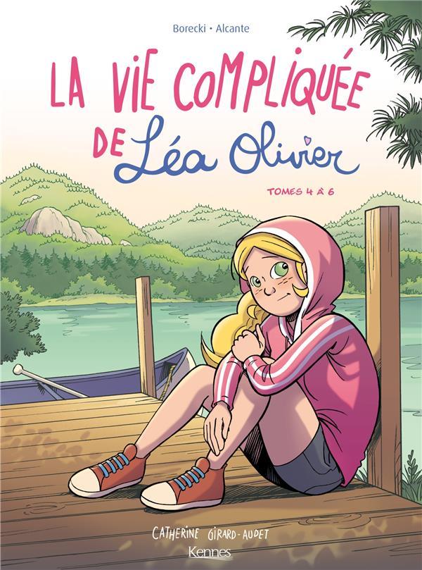 La vie compliquée de Léa Olivier T.2
