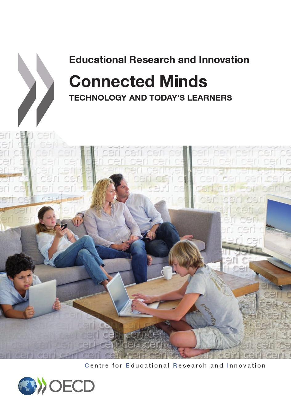 Connected minds ; technology and today's learners