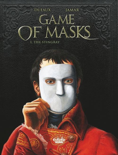 Game of Masks - Volume 1 - The Stingray