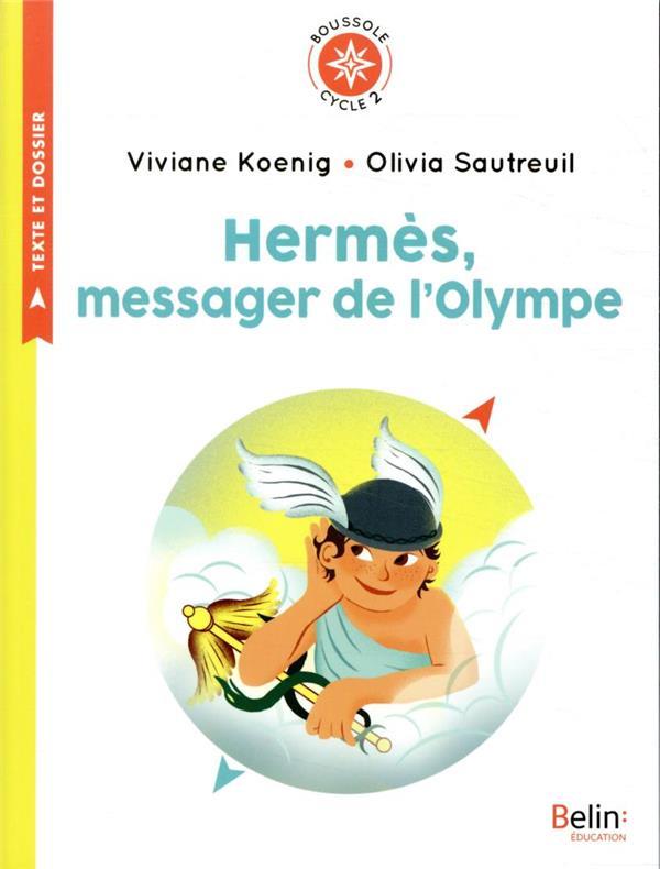 Hermès, messager de l'Olympe