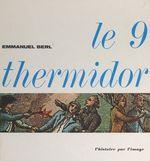 Vente Livre Numérique : Le 9 thermidor  - Emmanuel Berl