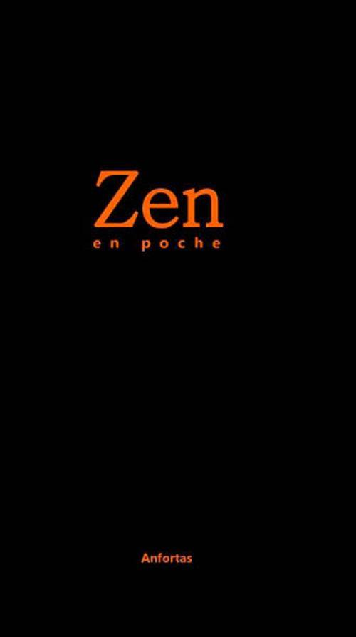 Zen en poche
