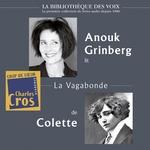 Vente AudioBook : La Vagabonde  - Colette