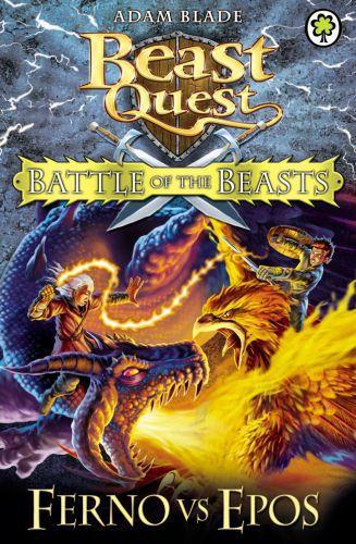 Beast Quest: Battle of the Beasts 1: Ferno vs Epos
