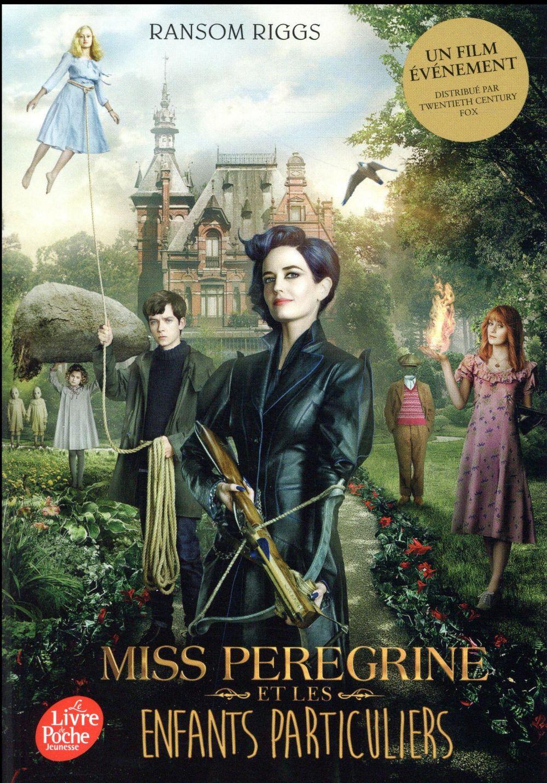 Miss Peregrine et les enfants particuliers T.1