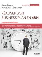 Vente Livre Numérique : Réaliser son business plan en 48 heures  - Eric Simon - Xavier Durand - Ali Goumar