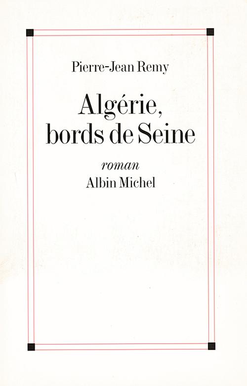 Algerie, bords de seine