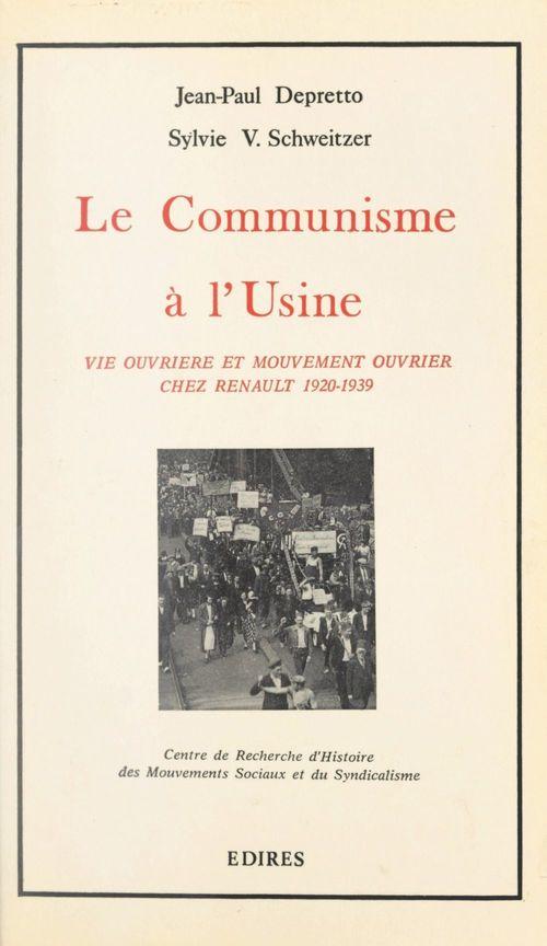 Le communisme à l'usine