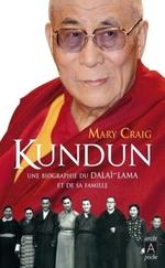 Vente Livre Numérique : Kundun - Une biographie du Dalaï-Lama et de sa famille  - Mary Craig