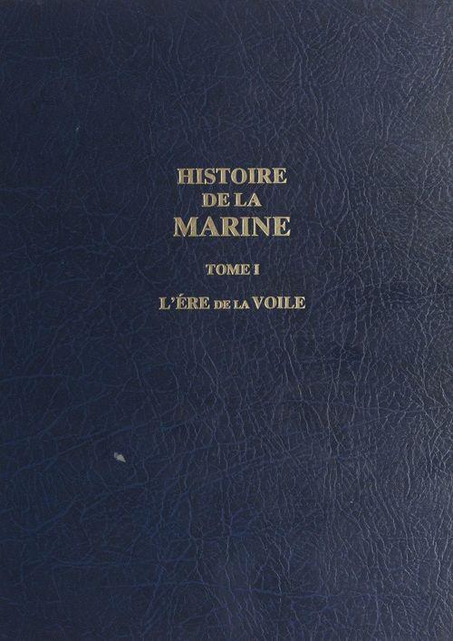 Histoire de la Marine (1)