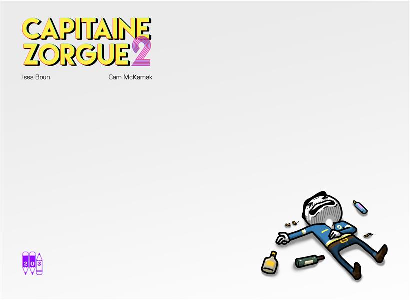 Capitaine Zorgue t.2
