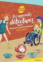 Vente Livre Numérique : Les apprentis détectives - Sauvons les petits cochons !  - Agnès Laroche
