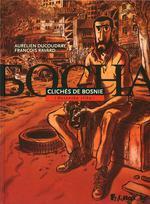 Vente Livre Numérique : Clichés de Bosnie  - Aurélien Ducoudray