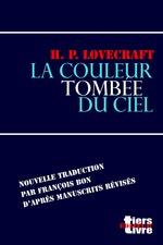 Vente EBooks : La couleur tombée du ciel  - Howard Phillips LOVECRAFT