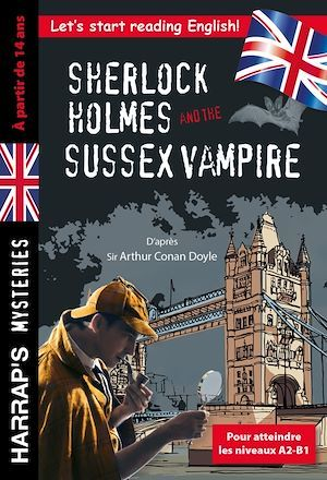 Sherlock Holmes and the Sussex Vampire  - Collectif