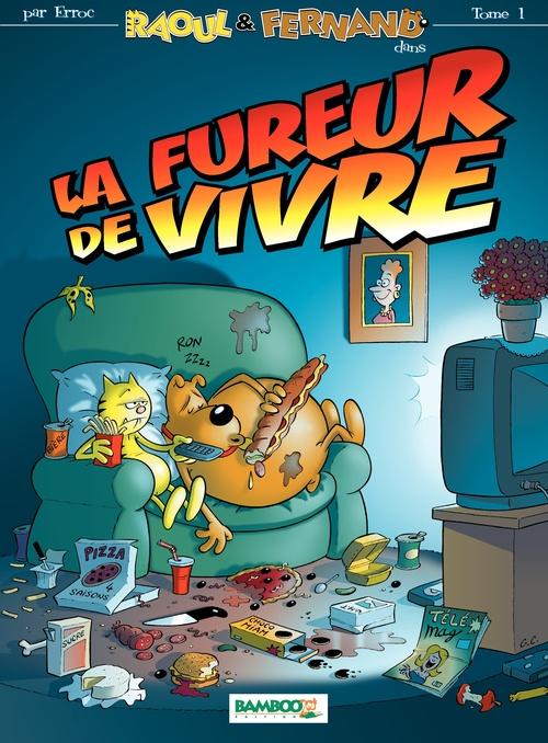 Vente Livre Numérique : Raoul et Fernand  - Erroc