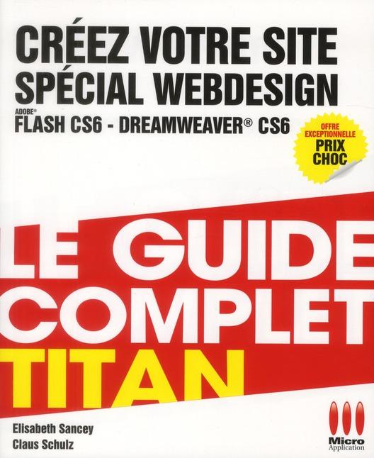 Créez votre site ; spécial webdesign
