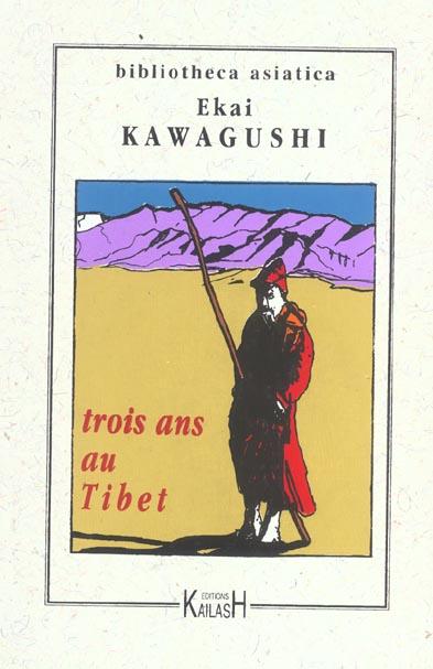 Trois ans au tibet