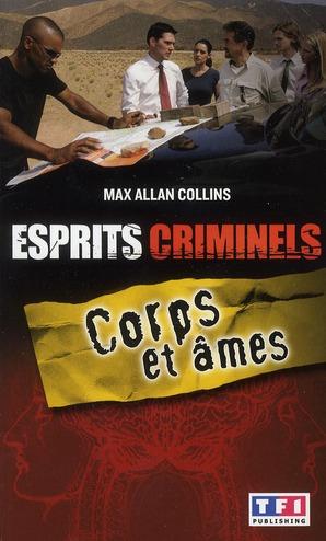 Corps et âmes esprits criminels t.3