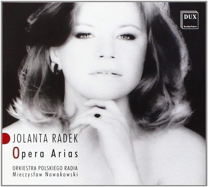 Jolanta Radek - opera arias