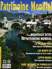 Patrimoine mondial t.41 ; nouveaux sites du patrimoine mondial