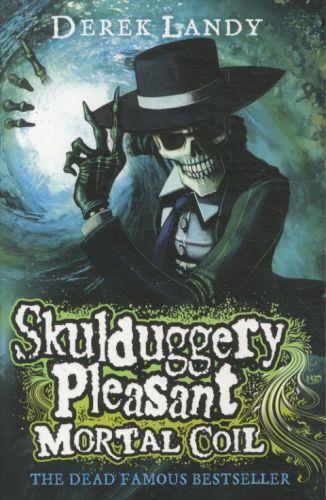 MORTAL COIL - SKULDUGGERY PLEASANT: BOOK 5
