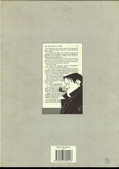 Nestor Burma ; rendez-vous 120 rue de la gare ; autopsie d'une adaptation