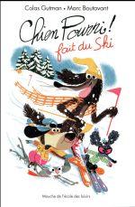 Couverture de Chien pourri fait du ski