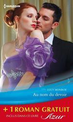 Vente Livre Numérique : Au nom du devoir - Un irrésistible patron  - Lucy Monroe - Chantelle Shaw
