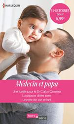 Vente Livre Numérique : Médecin et papa  - Joanna Neil - Meredith Webber