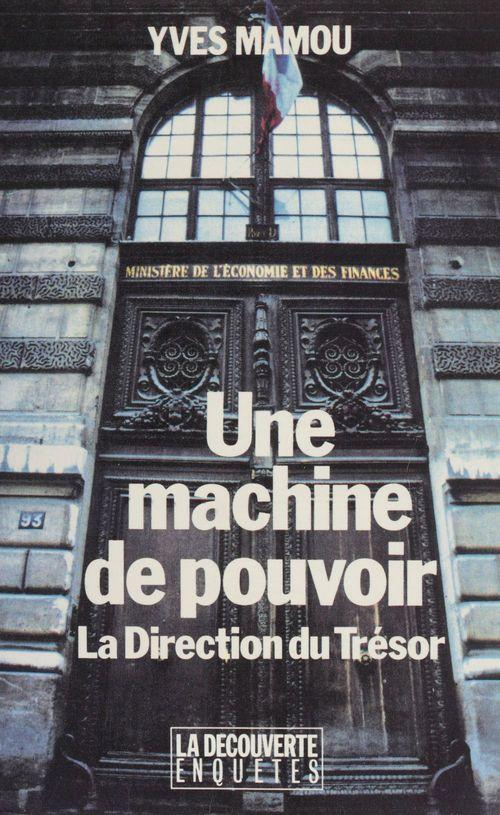 Machine de pouvoir