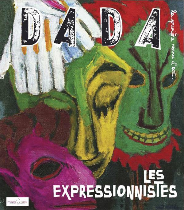 Revue dada t.144; les expressionnistes