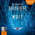 Vente AudioBook : Nuit  - Bernard Minier