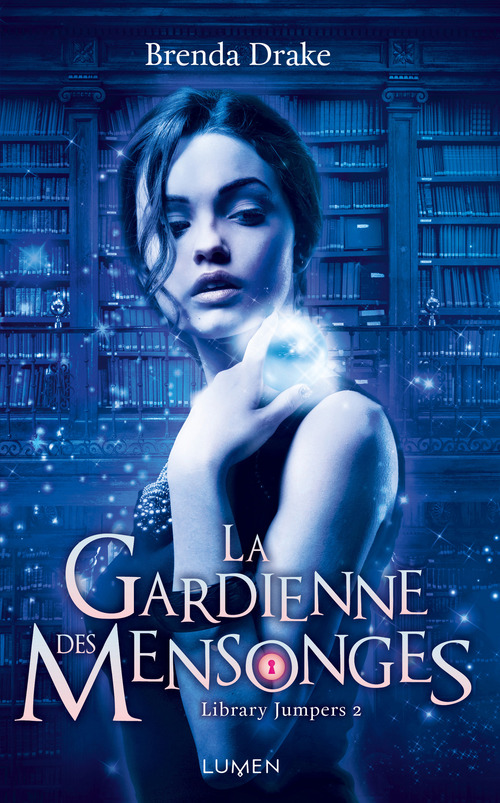 Library jumpers T.2 ; la gardienne des mensonges