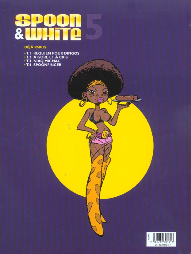 Spoon & White T.5 ; funky junkie