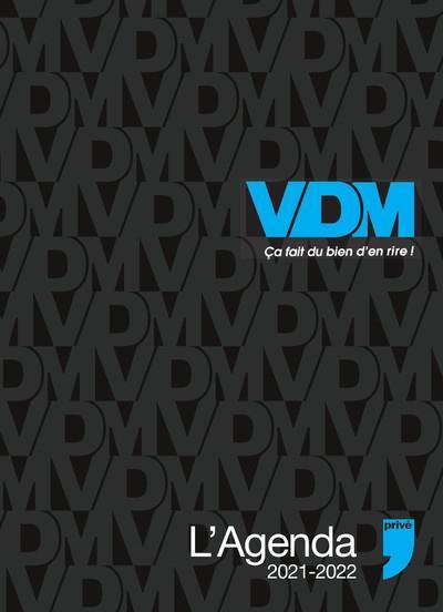 L'agenda VDM 2021-2022 (édition 2021/2022)