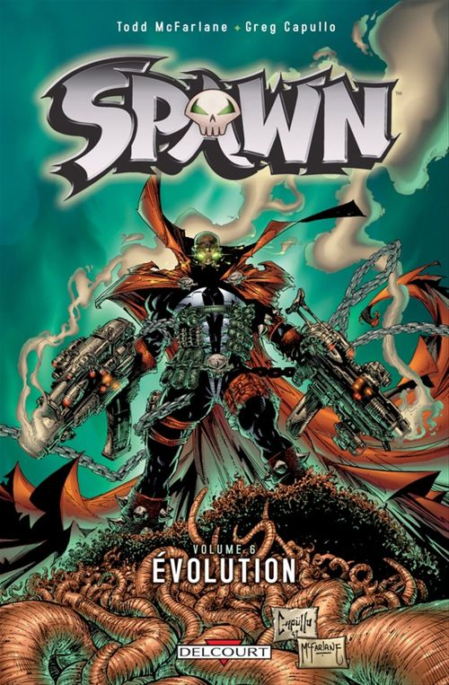 Spawn T.6 ; évolution