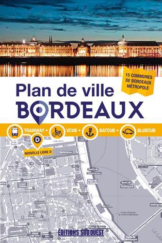 PLAN DE BORDEAUX